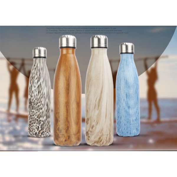 DMS001-17oz Vacuum Insulated Stainless Steel Bottle