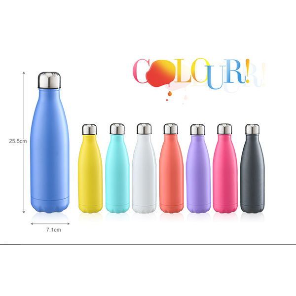 DMS002-17oz Vacuum Insulated Stainless Steel Bottle - 副本